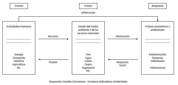 Estructura del modelo PER