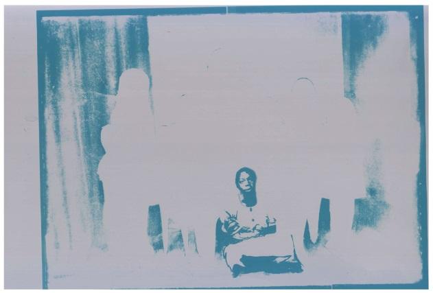 """Imagen  11: Fractal IV: ella """"solita"""""""