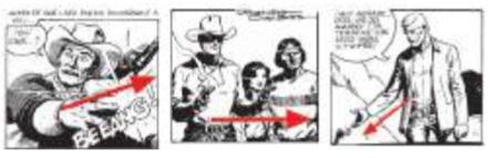 Imagen  26.  Comic  strip  publicado  por  el  diario  El  Universo en julio 10 de 1983.