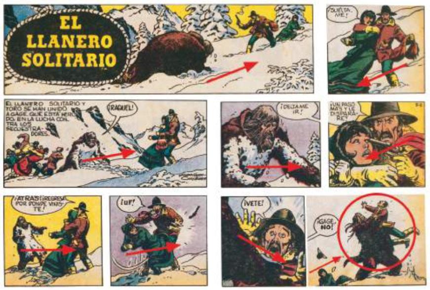 Imagen 27. Comic strip publicado por el diario El Universo.