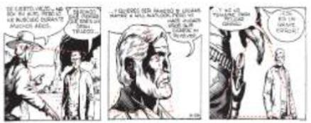 Imagen  29.  Comic  strip  publicado  por  el  diario  El  Universo en junio 11 de 1983.