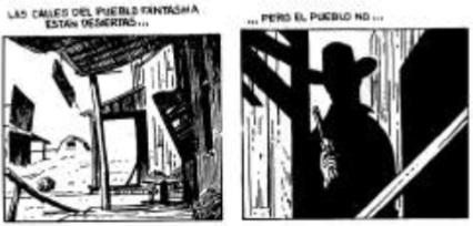 Imagen 32. Paneles del comic strip publicado por el diario El Universo  en diciembre 7 de 1982.