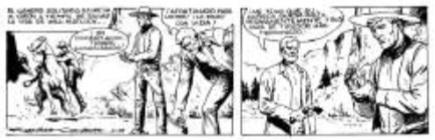 Imagen  38.  Comic  strip  publicado  por  el  diario  El  Universo en junio 13 de 1983.