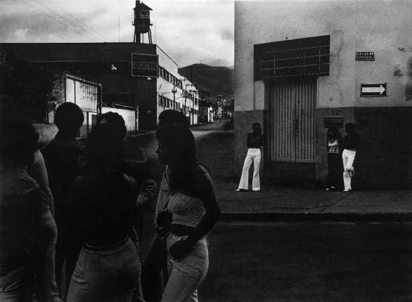 Fernell Franco, Galladas (1970)