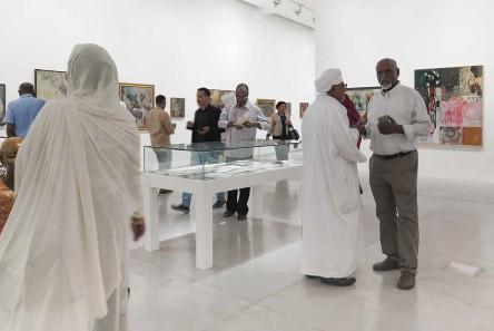 Opening, Khartoum School