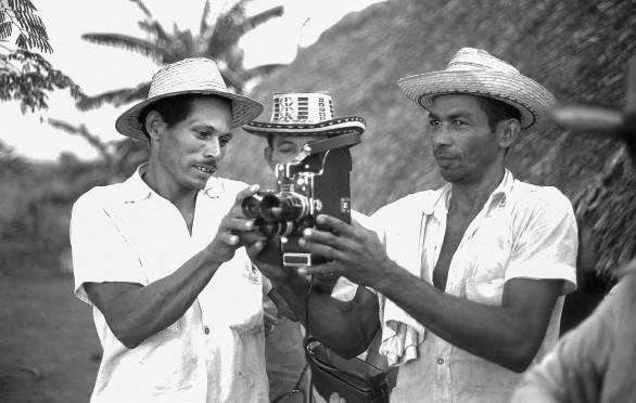 Campesinos (1970-1975).