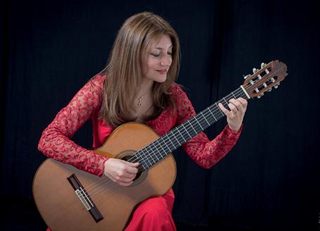 Fotografía: Carlos Mario Lema. (Bogotá). Irene Gómez en concierto.