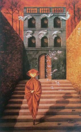 Imagen 2. Fotografía tomada del libro Viajes inesperados. (Kaplan, 1998). Ruptura.