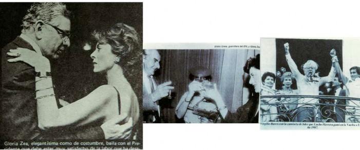 Imagen 18. Detalle de Sin Título, Galería Santa Fe. (Wilson Díaz, 2001). Reproducciones fotográficas de prensa. Fotografía: Camilo Ordóñez Robayo- Archivo equipo TRansHisTor(ia)