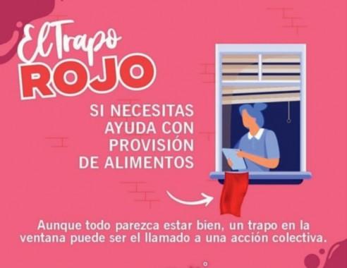 Imagen 5. El trapo Rojo (2020). Fuente: redes sociales.