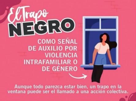 Imagen 7. El trapo Negro (2020). Fuente: redes sociales