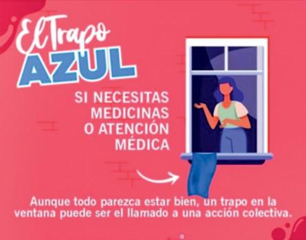 Imagen 9. El trapo Azul (2020). Fuente: redes sociales.