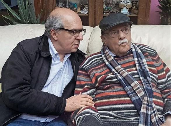 Imagen 1. Santiago García y Sandro Romero Rey.