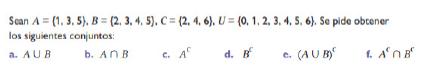 Ejemplo de problema de naturaleza rutinaria de contexto puramente matemático.