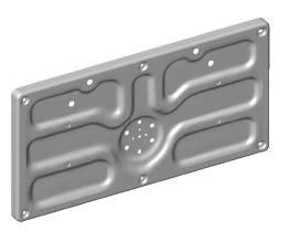 Modelo final en CAD.