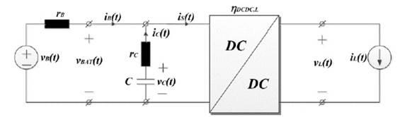Parallel semi-active hybrid topology [23]