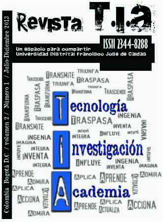 Un  espacio para  compartir ISSN 2344-8288