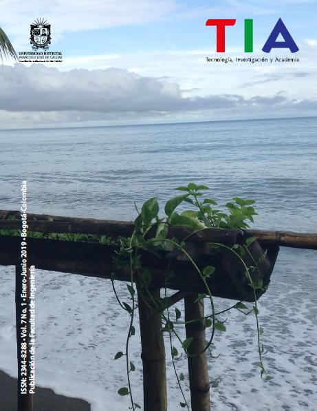 Ver Vol. 7 Núm. 1 (2019): enero-junio