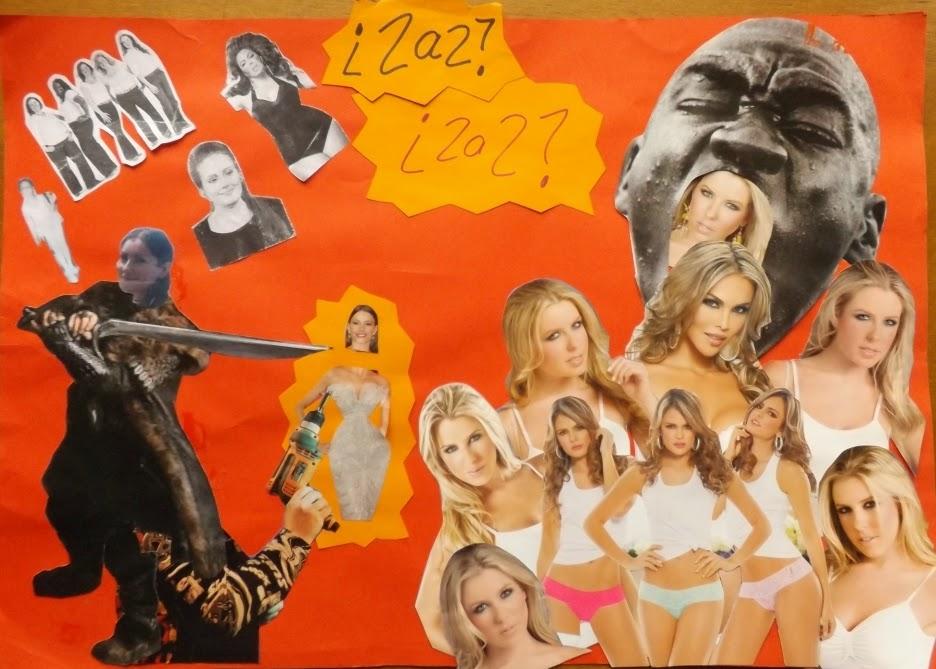 Composición de collage ver mas en:  http://imaginariosgenerolpi2013a1s.blogspot.com