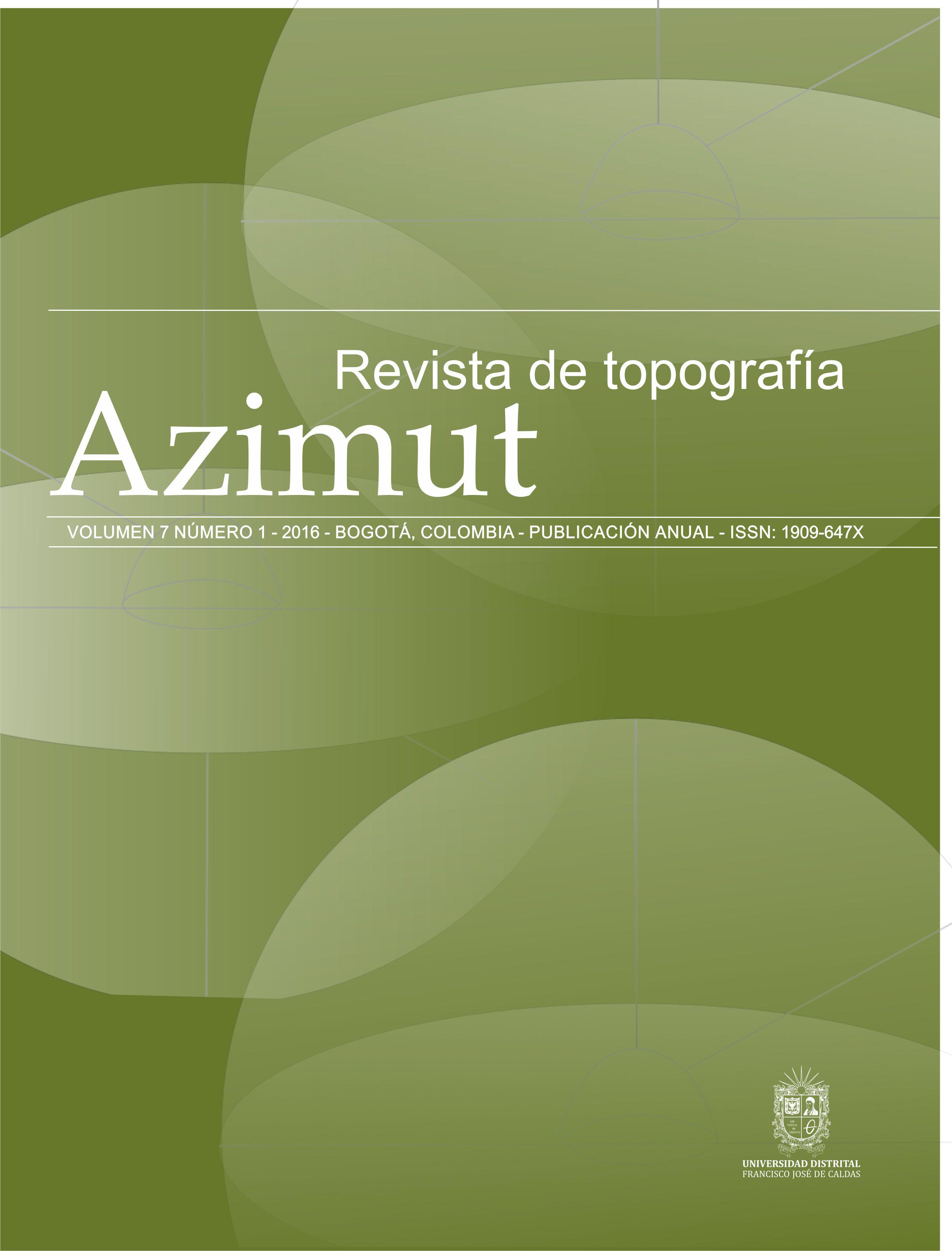 Ver Vol. 7 Núm. 1 (2016)