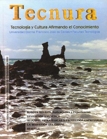 Ver Vol. 5 Núm. 10 (2002): Enero-Junio 2002