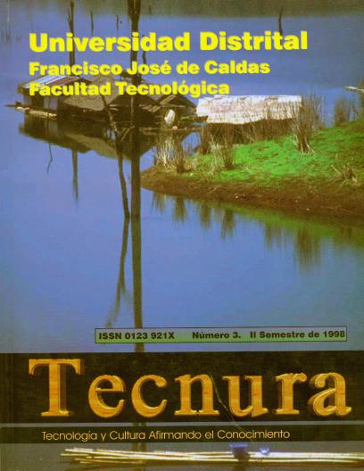 Ver Vol. 2 Núm. 3 (1998): Julio-Diciembre de 1998