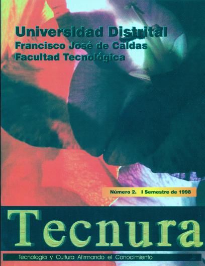 Ver Vol. 1 Núm. 2 (1998): Enero-Junio de 1998