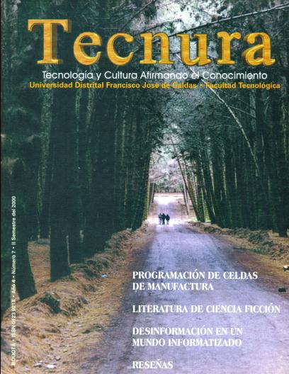 Ver Vol. 4 Núm. 7 (2000): Julio-Diciembre 2000
