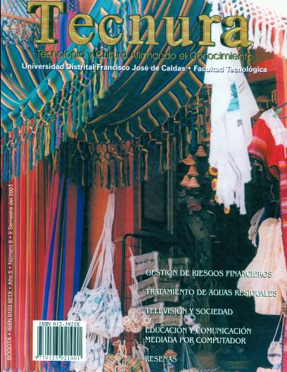 Ver Vol. 5 Núm. 9 (2001): Julio-Diciembre 2001