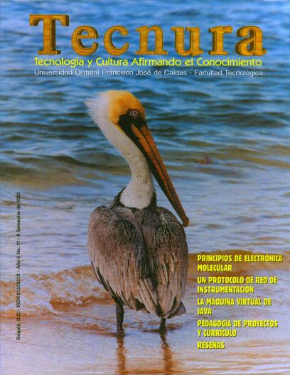 Ver Vol. 6 Núm. 11 (2002): Julio-Diciembre de 2002