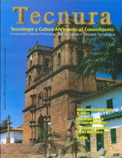 Ver Vol. 6 Núm. 12 (2003): Enero-Junio 2003