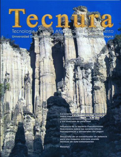 Ver Vol. 10 Núm. 19 (2006): Julio - Diciembre 2006