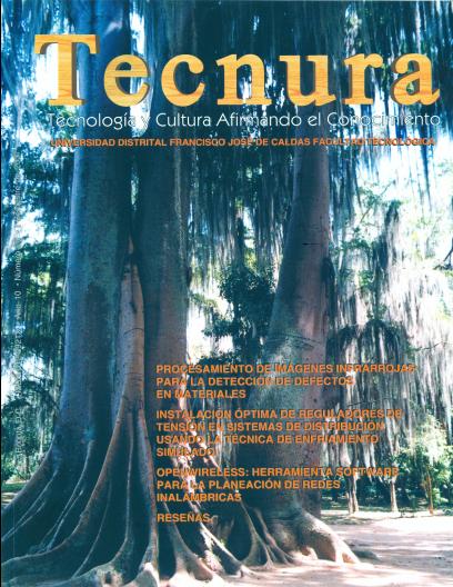 Ver Vol. 10 Núm. 20 (2007): Enero - Junio 2007