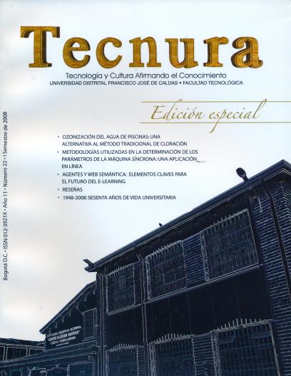 Ver Vol. 11 Núm. 22 (2008): Enero - Junio
