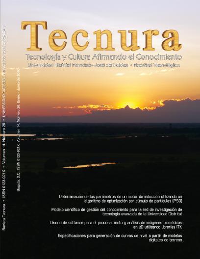 Ver Vol. 14 Núm. 26 (2010): Enero - Junio