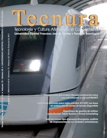 Ver Vol. 15 Núm. 29 (2011): Edición Especial