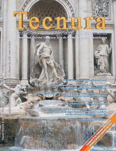 Ver Vol. 16 Núm. 32 (2012): Abril - Junio