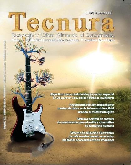 Ver Vol. 16 Núm. 34 (2012): Octubre - Diciembre