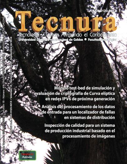 Ver Vol. 18 Núm. 41 (2014): Julio - Septiembre
