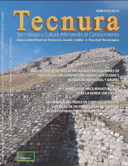 Ver Vol. 18 Núm. 42 (2014): Octubre - Diciembre