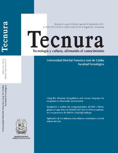 Ver Vol. 18 (2014): Edición Especial