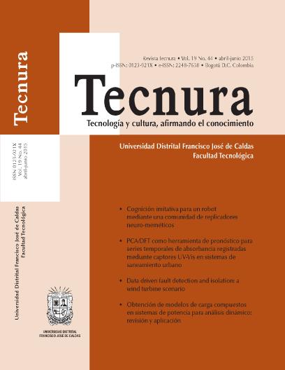 Ver Vol. 19 Núm. 44 (2015): Abril - Junio