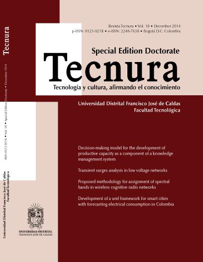 Ver Vol. 18 (2014): Special Edition Doctorate