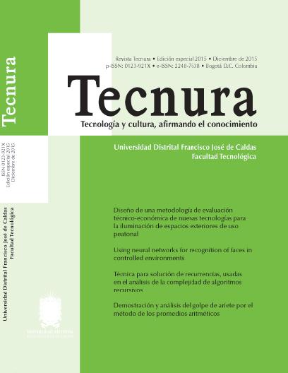 Ver Vol. 19 (2015): Edición Especial