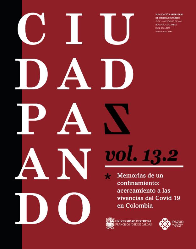 Ver Vol. 13 Núm. 2 (2020): julio - diciembre. Memorias de un confinamiento: acercamiento a las vivencias del Covid-19 en Colombia