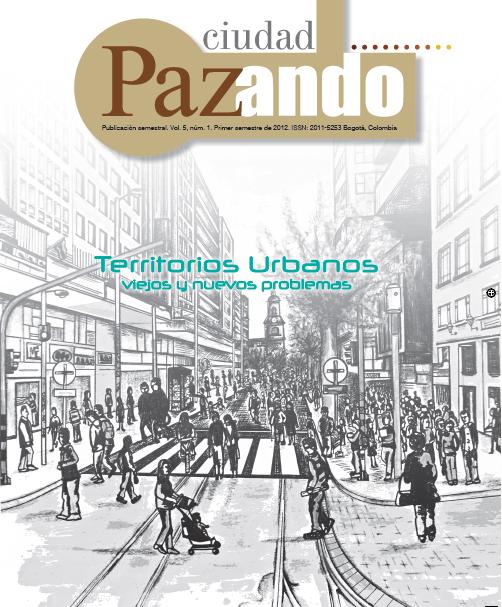 Ver Vol. 5 Núm. 1 (2012): Territorios urbanos: viejos y nuevos problemas