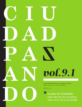 Ver Vol. 9 Núm. 1 (2016): Enero - junio. La paz en Colombia: más allá de los acuerdos, más cerca de la sociedad
