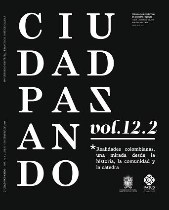 Ver Vol. 12 Núm. 2 (2019): julio-diciembre. Realidades colombianas, una mirada desde la historia, la comunidad y la cátedra