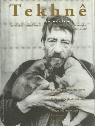 Ver Vol. 2 Núm. 1 (2004): Revista Tekhnê