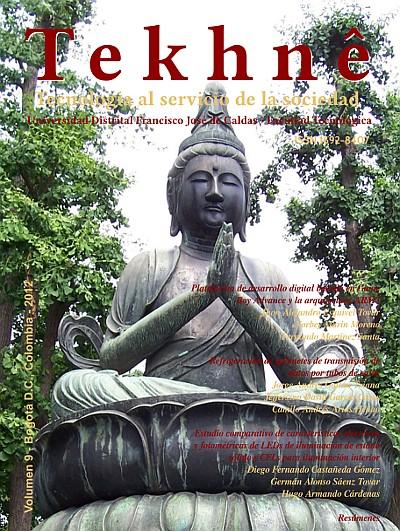 Ver Vol. 9 (2012): Revista Tekhnê